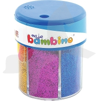 Glitter-Sortiment in der Dose