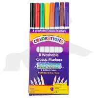 Classic Markers, 8 Farben
