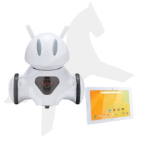 Set: Photon EDU Roboter + Tablet 10 Zoll